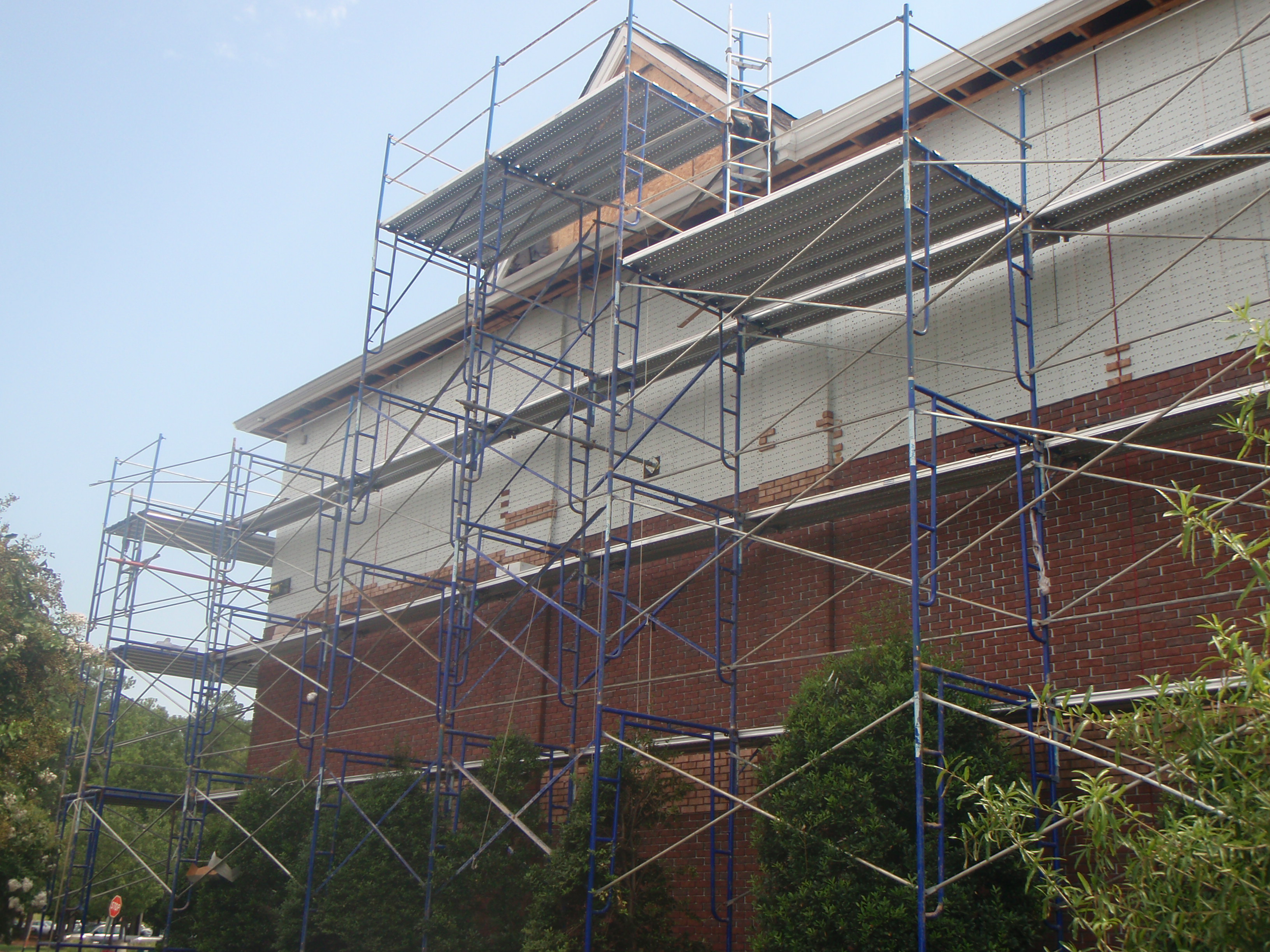 Ambrico Ez Wall System And Thin Brick Stand Up To Earthquake