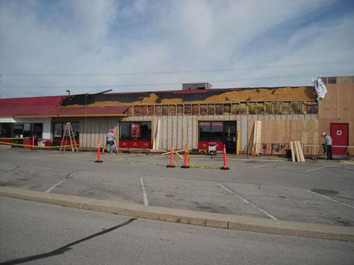 McDonalds - Demolition
