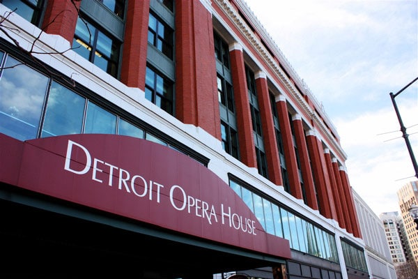 Ambrico S Utilized In Restoration Of The Historic Detroit