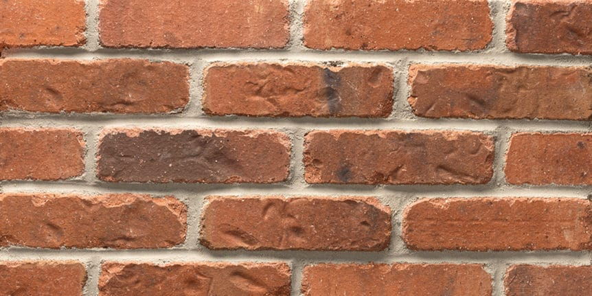 Acme Brick - Billingham Rumbled Texture, Modular thinBRIK