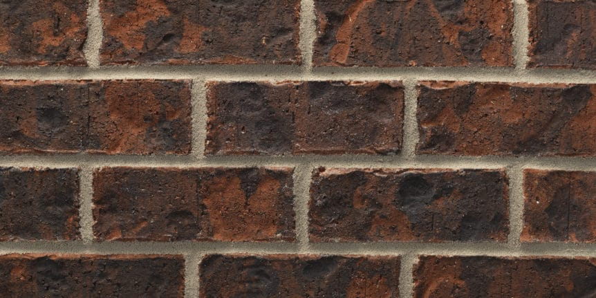Acme Brick - Blacksburg Heritage Texture, Queen Size thinBRIK
