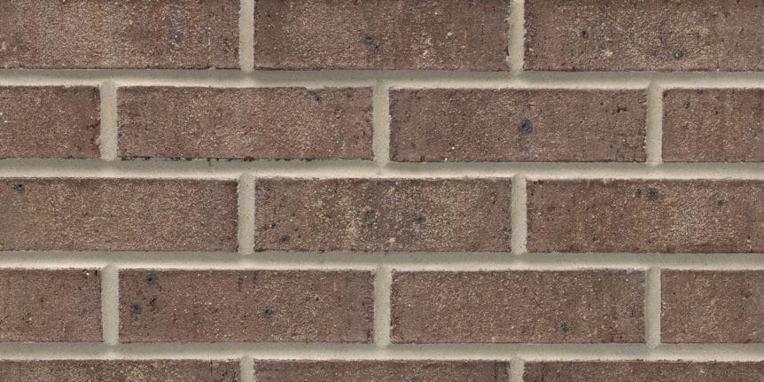 Acme Brick - Castle Brown Heritage Texture, Modular thinBRIK