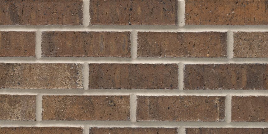 Acme Brick - Cedar Valley Heritage Texture, Modular thinBRIK