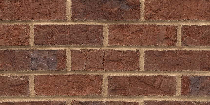 Acme Brick - Cherrywood Heritage Texture, Modular thinBRIK
