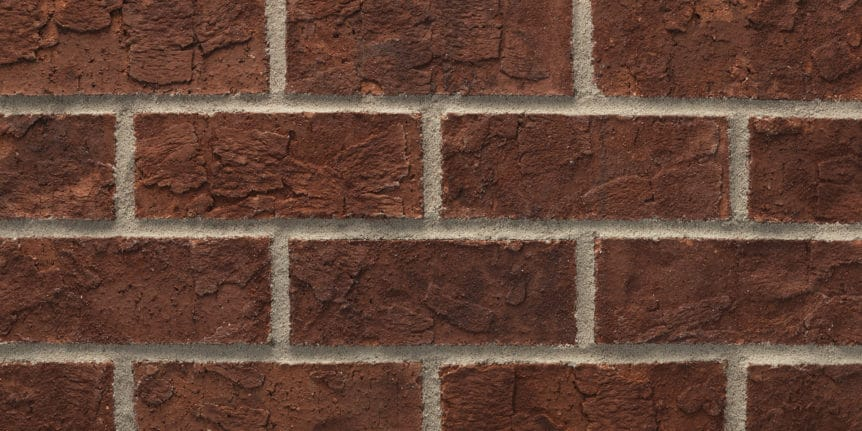 Acme Brick - Cherrywood Heritage Texture, Queen Size thinBRIK
