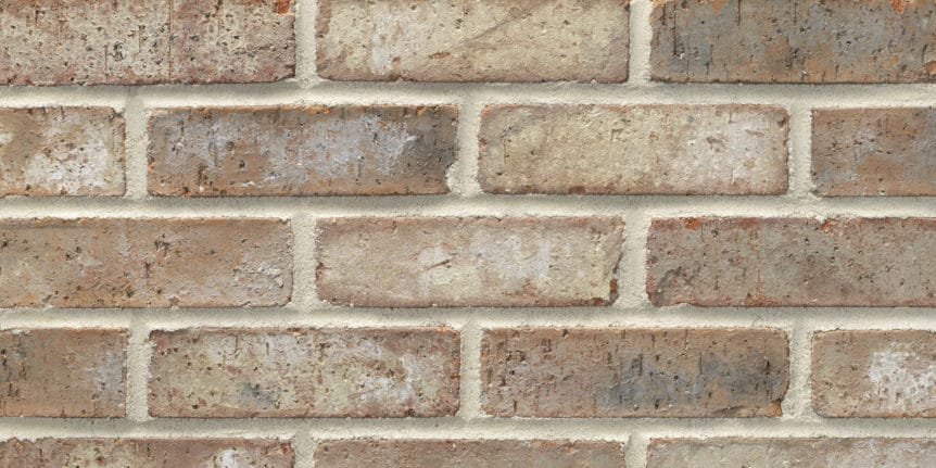Acme Brick - Chicago Southside Heritage Texture, Modular thinBRIK