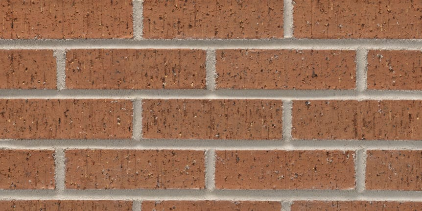 Acme Brick - Cinnebar Velour Texture, Modular thinBRIK