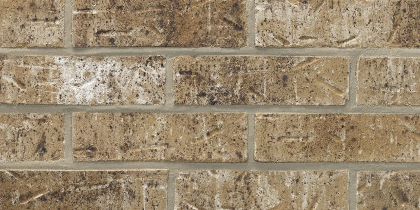 Acme Brick - Colonial Brown Heritage Texture, King Size thinBRIK