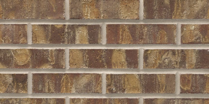 Acme Brick - Copper Sand Heritage Texture, Modular thinBRIK