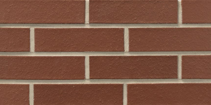 Acme Brick - Crimson Smooth Texture, King Size thinBRIK