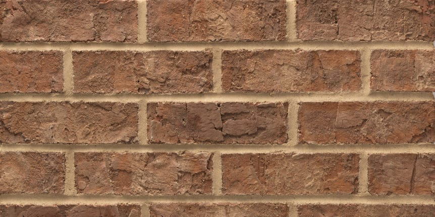 Acme Brick - Donegal Heritage Texture, Modular thinBRIK
