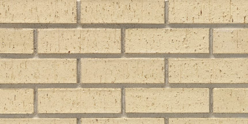 Acme Brick - French Vanilla Light Velour Texture, Modular thinBRIK
