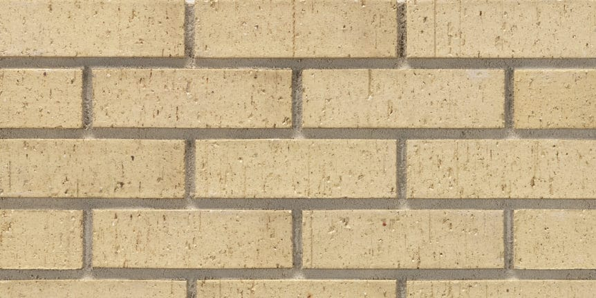 Acme Brick - French Vanilla Medium Velour Texture, Modular thinBRIK