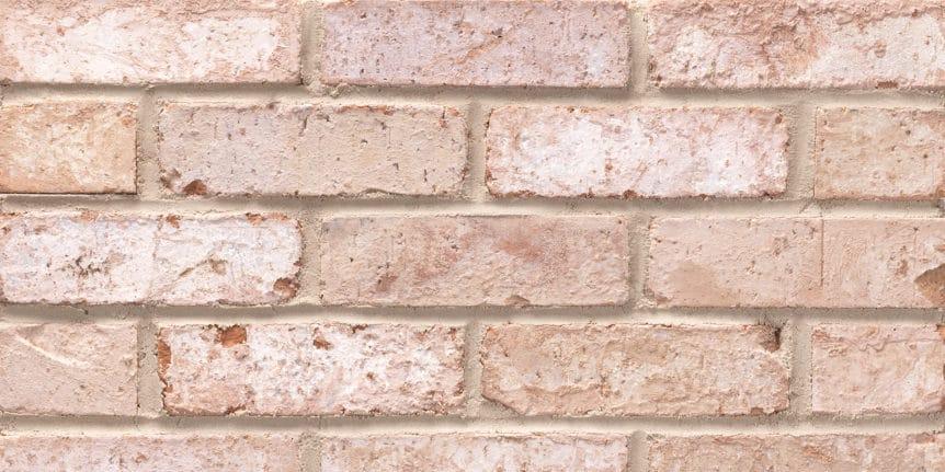 Acme Brick - Frosty Pink Heritage Texture, Modular thinBRIK