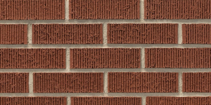 Acme Brick - Garnet Ruff Texture, Modular thinBRIK