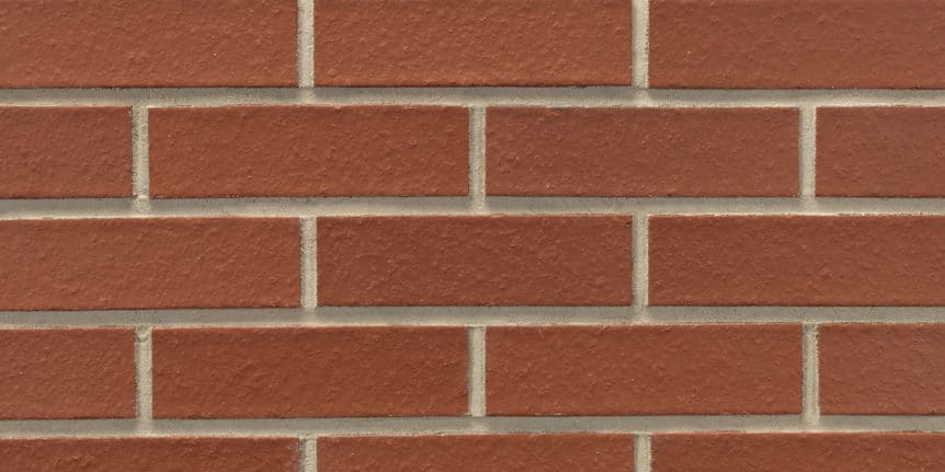 Acme Brick - Garnet Smooth Texture, Modular thinBRIK