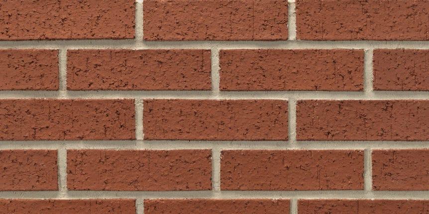 Acme Brick - Garnet Velour Texture, Modular thinBRIK