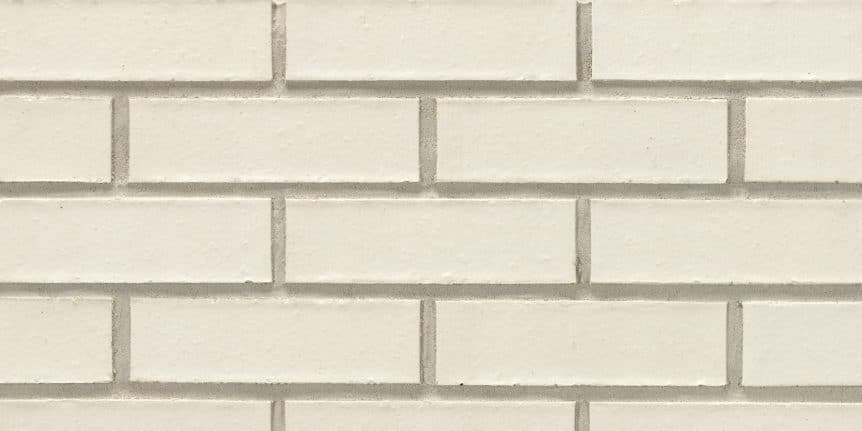 Acme Brick - Glacier White Smooth Texture, Modular thinBRIK