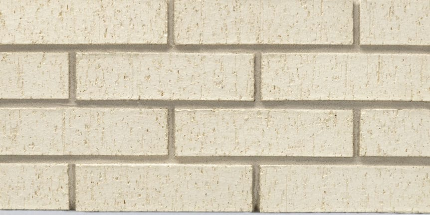 Acme Brick - Glacier White Velour Texture, King Size thinBRIK