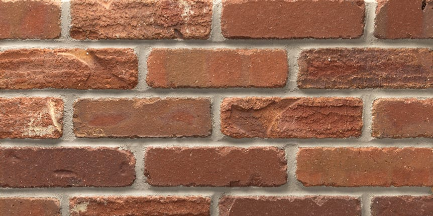 Acme Brick - Halifax Rumbled Texture, Modular thinBRIK