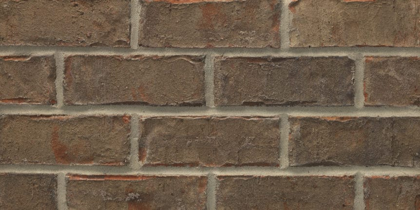 Acme Brick - Hampton Heritage Texture, Queen Size thinBRIK