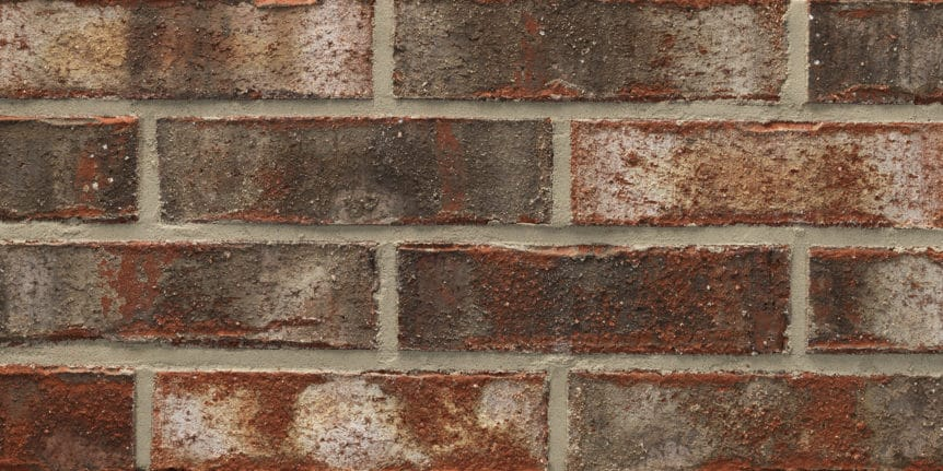 Acme Brick - Hampton Mill Heritage Texture, King Size thinBRIK