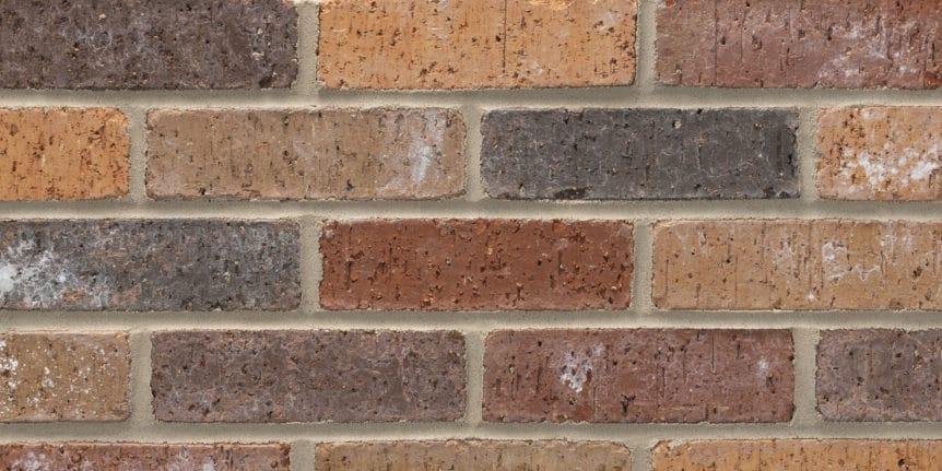 Acme Brick - Highland Park Heritage Texture, Modular thinBRIK