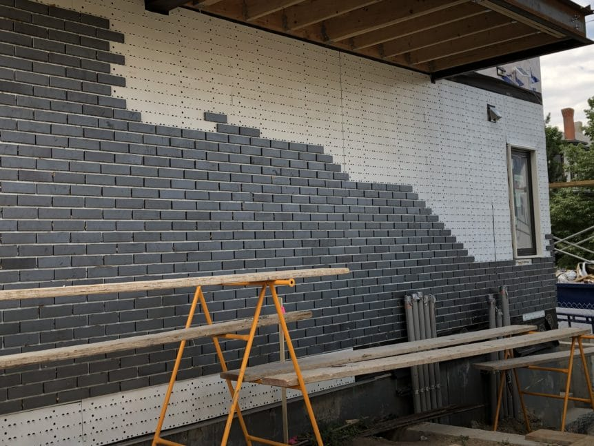 An Overview of Thin Brick Veneer Installations