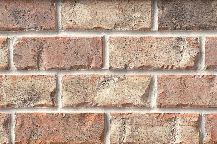 Authintic Brick by Meridian® Brick - Alamo Thin Brick