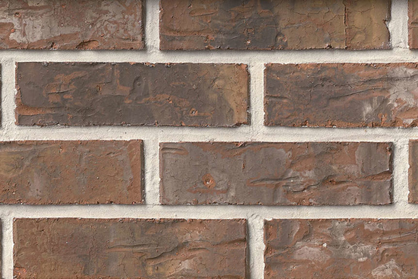 Authintic Brick by Meridian® Brick - Chestnut Hill Thin Brick