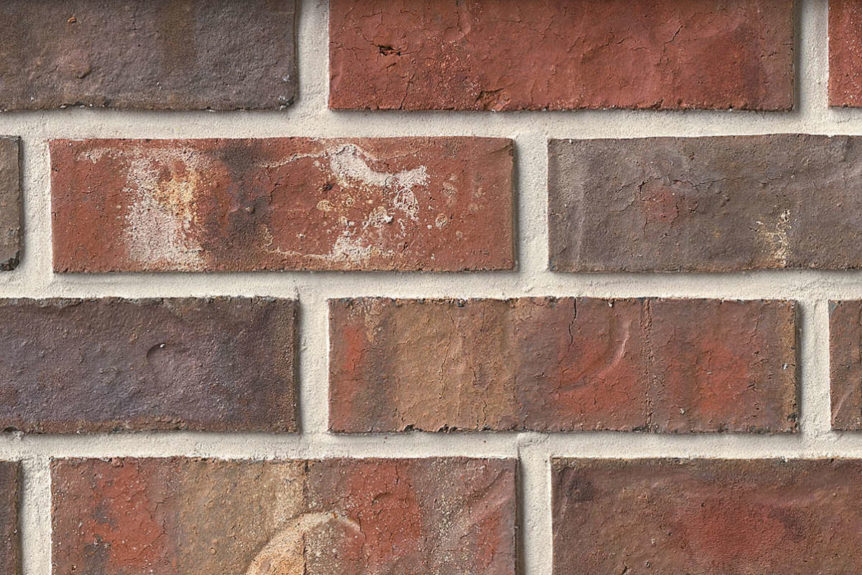 Authintic Brick by Meridian® Brick - Fireside Thin Brick