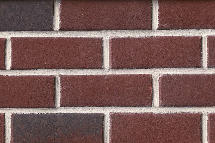 Authintic Brick by Meridian® Brick - Mulberry Thin Brick