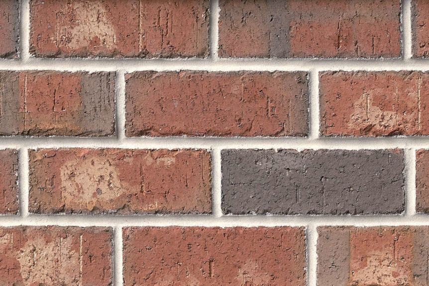 Authintic Brick by Meridian® Brick - Old Williamsburg Thin Brick