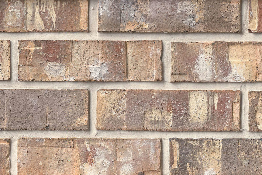 Authintic Brick by Meridian® Brick - Ridgemont Thin Brick