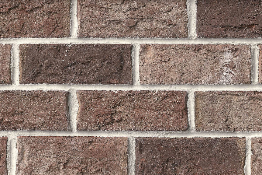 Authintic Brick by Meridian® Brick - Savannah Gray Thin Brick