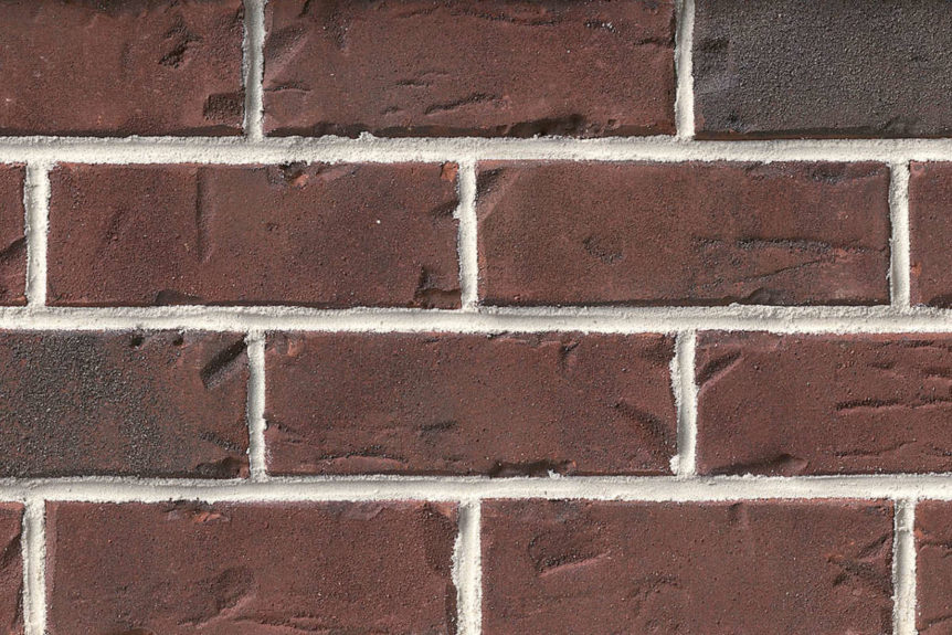 Authintic Brick by Meridian® Brick - Scarlet Oak Blend Thin Brick