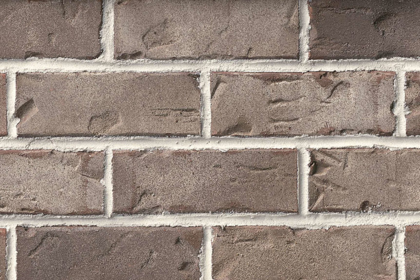 Authintic Brick by Meridian® Brick - Spanish Moss Thin Brick
