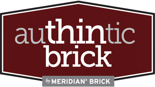 Authintic Brick by Meridian® Brick