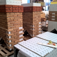 Thin Brick - Chimney Mid Construction