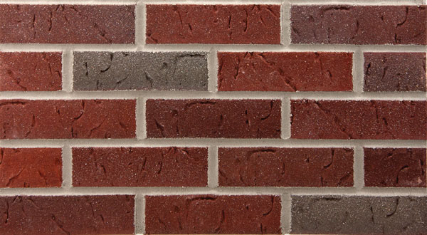Endicott Thin Brick - Burgundy Sands