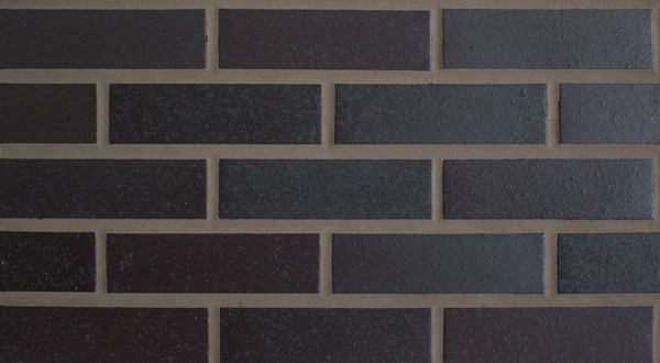 Endicott Thin Brick - Dark Ironspot