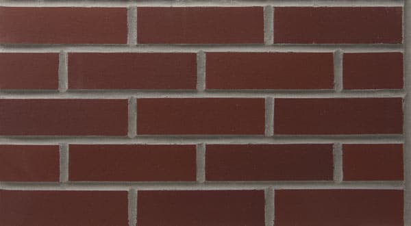 Endicott Thin Brick - Ruby Red