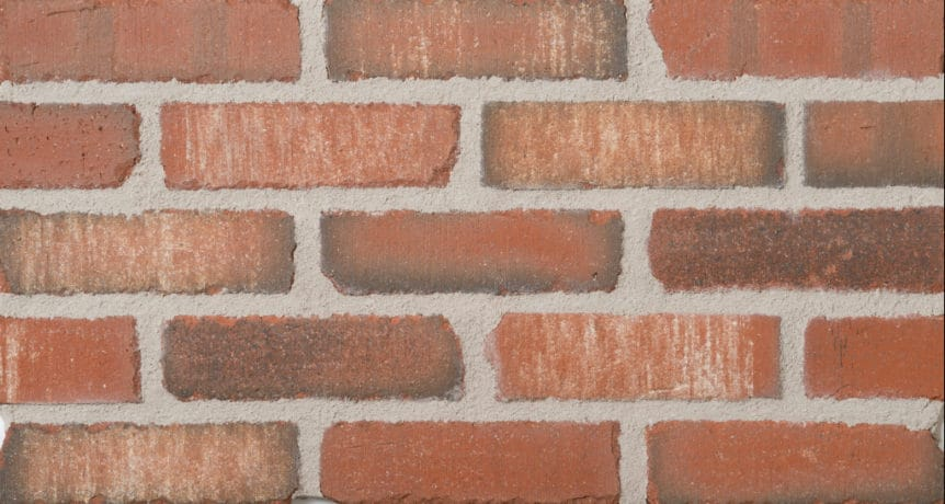 Feldhaus Thin Brick - 1 Tumbled Traditional Waterstruck 750