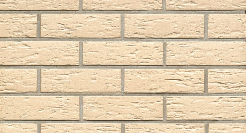 Feldhaus Thin Brick - 140 Cream Creased