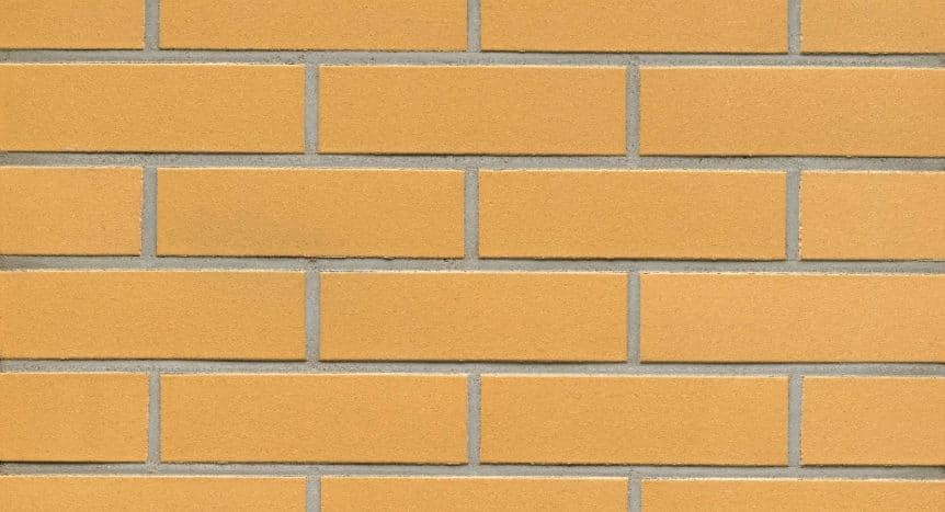 Feldhaus Thin Brick - 200 Mustard Smooth