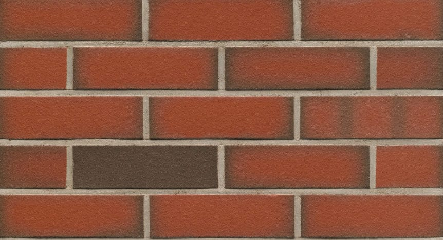 Feldhaus Thin Brick - 303 Red