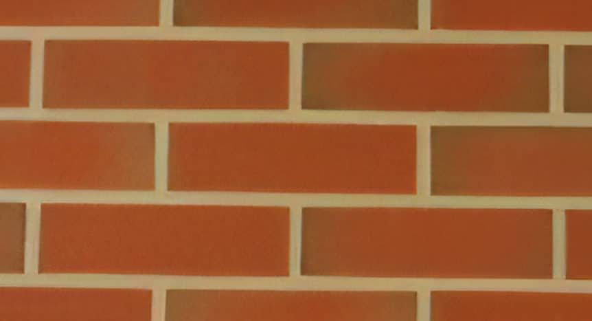 Feldhaus Thin Brick - 313 Red