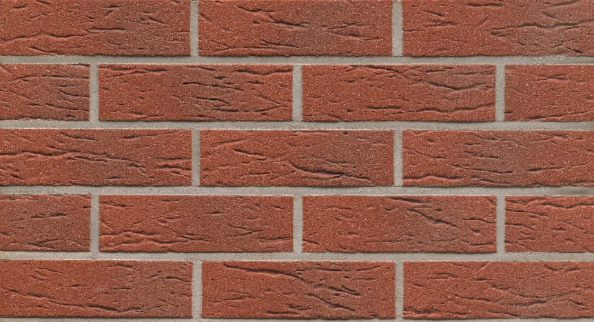 Feldhaus Thin Brick - 335 Red