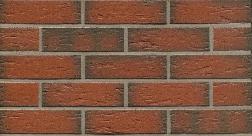 Feldhaus Thin Brick - 343 Red