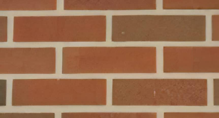 Feldhaus Thin Brick - 389 Red